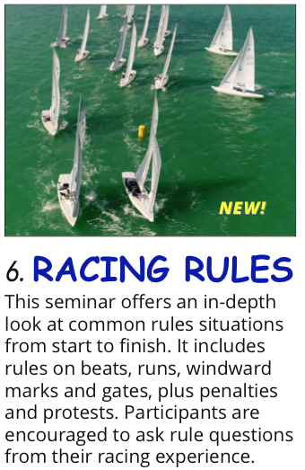 2020 Racing rules